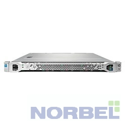 "Hp Сервер ProLiant DL160 Gen9 E5-2620v4 8C 2.1GHz, 1x16GB-R DDR4-2400T, H240 ZM RAID 1+0 5 5+0 noHDD 8 SFF 2.5"" 1x550W N NonRPS,2x1Gb"