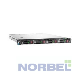 "Hp Сервер E ProLiant DL60 Gen9 1xE5-2603v4 1x8Gb x4 3.5"" SATA B140i DP 361i 1x550W 3-1-1 840622-425"