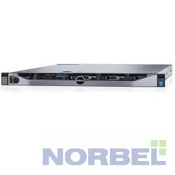 "Dell Сервер PowerEdge R630 2xE5-2670v3 2x16Gb 2RRD x8 2x600Gb 15K 2.5"" SAS RW H730 iD8En 5720 4P 2x750W 3Y PNBD QLE2562 SD 2x8G 210-ACXS-64"