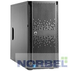 "Hp Сервер ProLiant ML150 Gen9 E5-2609v4 8C 1.7GHz, 1x8GB-R DDR4-2400T, B140i ZM RAID 1+0 5 5+0 noHDD 4 8 LFF 3.5"" 1x550W N NonRPS,2x1Gb"