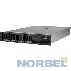 Lenovo Сервер TopSeller x3650M5 E5-2620v3 2.4GHz 6C, 16GB 1x16GB 2133MHz LP RDIMM, no HDD up to 8x2.5 , M5210 2GB Flash RAID 0-50 ,