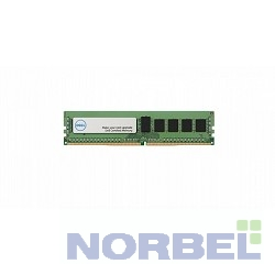 Dell Память DDR4 16Gb 1x16GB RDIMM Dual Rank 2133MHz - Kit for G13 servers 370-ABUGt 370-ABUG 370-ABUK