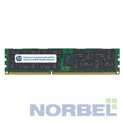 Hp Модуль памяти 8GB 1x8GB Dual Rank x4 PC3-14900R DDR3-1866 Registered CAS-13 Memory Kit 708639-B21