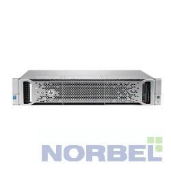 """Hp Сервер ProLiant DL380 Gen9 E5-2620v4 8C 2.1GHz, 1x16GB-R DDR4-2400T, P440ar 2G RAID 1+0 5 5+0 3x300GB 12G SAS 10K 8 16 SFF 2.5"""""""