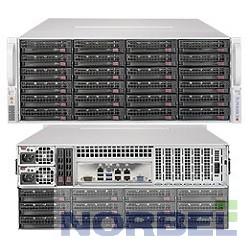 Supermicro Сервер SSG-6048R-E1CR36L
