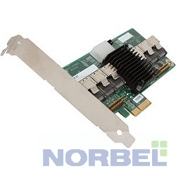 Intel Контроллер RAID Expander RES2SV240 PCI-Ex4, 24-port SAS SATA 6Gb s