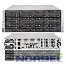 Supermicro Сервер SSG-6048R-E1CR36N