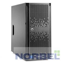 "Hp Сервер ProLiant ML150 Gen9 E5-2609v4 8C 1.7GHz, 1x8GB-R DDR4-2400T, B140i ZM RAID 1+0 5 5+0 1TB SATA N 4 8 LFF 3.5"" N 1x550W N NonRPS,2x1"