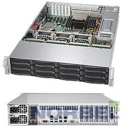 Supermicro Сервер SSG-6028R-E1CR12H