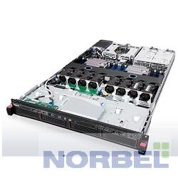 Lenovo ������ ThinkServer RD550: 70CV0006EA Intel� Xeon� E5-2609 V3 6C 85W 1.90GHz 15MB 6.40GT DDR4-1600, 8 GB 1 x 8 GB DDR4-2133MHz