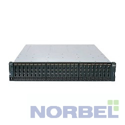 "Lenovo ����� � ������� IBM Storwize V3700 SFF Dual Control Enclosure 2U upto24x2.5""SAS HDD,4xISCSI 1GbE + 6x6Gb miniSAS sff-8644 host"