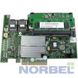 Dell Контроллер PERC H830 RAID Controller RAID 0-60 , 2GB Non-Volatile Cache, 12Gb s SAS3.0 , for external JBOD, x8 PCIe 2.0, Low Profile