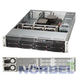 Supermicro Сервер SYS-6028R-WTR