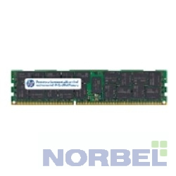 Hp Модуль памяти 8GB 1x8GB Dual Rank x4 PC3L-12800R DDR3-1600 Registered CAS-11 Low Voltage Memory Kit 713983-B21
