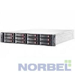 Hp �������� MSA 2040 SAS DC LFF Modular Smart Array System incl. 1x2040 LFF Chassis K2R82A , 2x2040 SAS Controller C8S53A ES full analog
