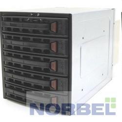 Supermicro Опция к серверу Корзина CSE-M35TQB 5-drive SAS SATA