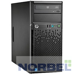 Hp Сервер ProLiant ML10 Gen9 E3-1225v5, 8Gb-U, Intel RST SATA RAID RAID 1+0 5 5+0 1x1TB SATA N LFF 4 6 LFF 3.5'' N 1x300W N NonRPS,1x1Gb