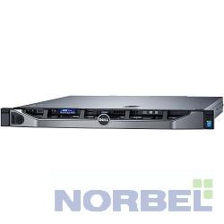 """Dell Сервер PowerEdge R330 1xE3-1220v5 1x8Gb 1RUD x4 1x1Tb 7.2K 3.5"""" SATA iD8Ex 1G 2P 1x350W 3Y NBD 210-afev-7"""