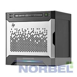 Hp Сервер ProLiant Microserver Gen8 E3-1220Lv2 8Gb B120i iLO 2x1GbEth 150W F9A40A