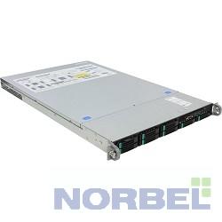 Intel Серверная платформа R1208WTTGSR 1U, E5-2600 v4 Family, S2600WTTR Wildcat Pass