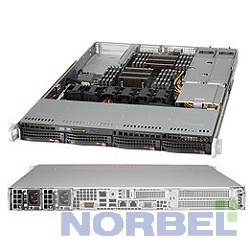 Supermicro Сервер SYS-6018R-WTRT