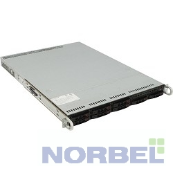 Supermicro Сервер SYS-1028R-TDW-1U