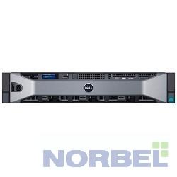 "Dell Сервер PowerEdge R530 1xE5-2640v4 1x16Gb 2RRD x8 1x1Tb 7.2K 3.5"" NLSAS RW H730p iD8En+PC 1G 4P 1x750W 39M PNBD 210-ADLM-36"
