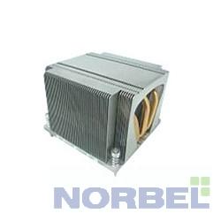 Supermicro Опция к серверу SNK-P0038P 2U 1366, радиатор без вентилятора, Cu + A l+ тепловые трубки