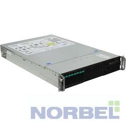 Intel Серверная платформа R2208WTTYSR 2U, E5-2600 v4 Family, S2600WTTR Wildcat Pass