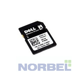 Dell ����� ������ 8GB SD Card for Internal SD-Module and iDRAC8, for G13 servers SD module to be ordered separately