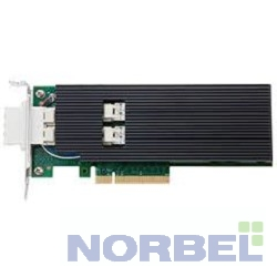 Intel Сетевые адаптеры X520SR2BPL 926085