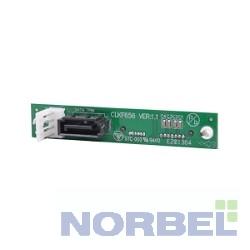 Chenbro Переходник для SLIM ODD, PCB SATA TO SATA 66H243131-001