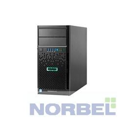 Hp Сервер E ProLiant ML30 Gen9 E3-1220v5 1P 8GB-U B140i ZM 2x1TB 4LFF SATA 350W NonRPS 2x1Gb s DWDRW iLO4.2 Tower-4U 3-1-1 831068-425