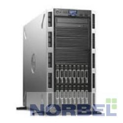 "Dell Сервер PowerEdge T430 1xE5-2609v3 1x8Gb 2RRD x16 1x300Gb 10K 2.5"" SAS RW H330 iD8En+PC 5720 2P 1x750W 3Y NBD 210-ADLR-14"