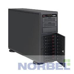 Supermicro Корпус CSE-743TQ-1200B-SQ