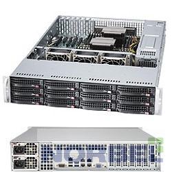 Supermicro Сервер SSG-6028R-E1CR12N