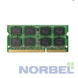 Hp Модуль памяти 8GB 1x8GB Single Rank x4 PC3-12800R DDR3-1600 Registered CAS-11 Memory Kit 647899-B21