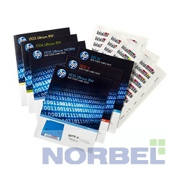 Hp �������� Q2013A LTO-6 Ultrium RW Bar Code Label Pack