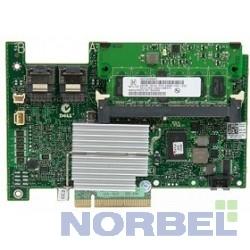 Dell Контроллер PERC H730 Integrated RAID Controller SATA 6Gb s SAS 12Gb s - PCIe 3.0 x8 405-AAEJ