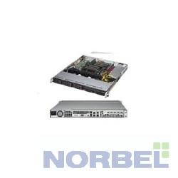 Supermicro Сервер SYS-1028R-MCT, 1U 2xLGA2011-R3 iC612 8xDDR4 8x2.5 SAS 2x10Gb+2Glan IPMI VGA 600W