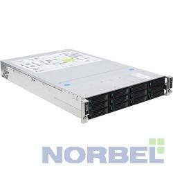Intel Серверная платформа R2312WTTYSR 2U, E5-2600 v4 Family, S2600WTTR Wildcat Pass