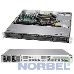 Supermicro Сервер SYS-5018R-MR