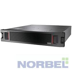 Lenovo Сервер Дисковый массив Storage S2200 SAS LFF Chassis Dual Controller 64112B2