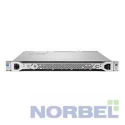 Hp Сервер Proliant DL360 Gen9 E5-2620v4 Rack 1U Xeon8C 2.1GHz 20MB 1x16GbR1D 2400 P440arFBWC 2GB RAID 0 1 10 5 50 6 60 2x300 10K 12G