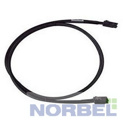 Intel Опция к серверу Cable kit AXXCBL730MSMS, Kit of 2 cables, 730mm length, straight SFF-8087 to SFF-8087 connectors