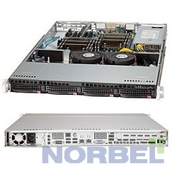 Supermicro Сервер SYS-6017R-TDF