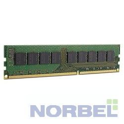Hp ������ ������ 8GB 1x8GB Dual Rank x8 PC3-12800E DDR3-1600 Unbuffered CAS-11 Memory Kit 669324-B21 replace 708635-B21