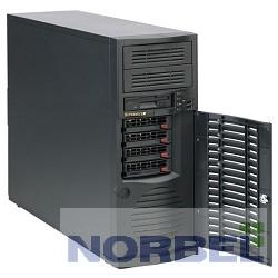 Supermicro Корпус CSE-733TQ-500B