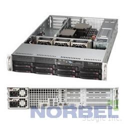 Supermicro Сервер SYS-6027R-N3RF