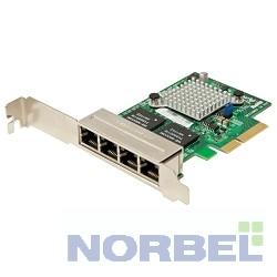 Supermicro Корпус AOC-SGP-I4 SERVER ACC ETHERNET ADAPTER 4P PCIE AOC-SGP-I4